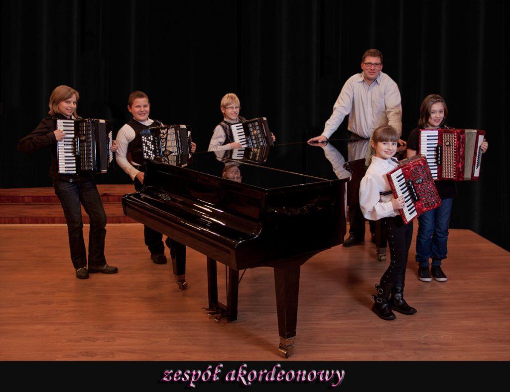 zespół akordeonowy zdjęcie